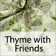 Thyme with Friends
