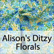 Alison's Ditzy Florals