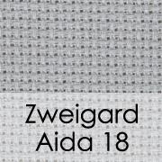 Zweigard Aida 18