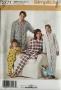 """Выкройки """"Пижамы для всей семьи"""""""