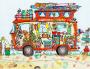 """Набор для вышивания """"Camper Van"""" (Минивэн)"""