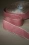 Ленточная канва пепельно-розовая, 3 см