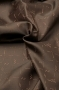 Ткань для скатерти Zweigart, коричневая