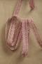 Испанское кружево 12 мм, пепельно-розовое