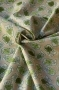"Ткань ""Herb Garden"" ярлычки на бежевом"