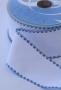 Ленточная канва Safisa с синим, 5 см