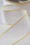 Ленточная канва Safisa с желтым, 5 см