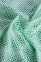 """Ткань """"Ombre Dots"""" зеленый горошек"""