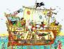 """Набор для вышивания """"Pirate Ship"""" (Пиратский корабль)"""