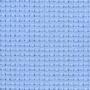 Канва Aida 18 ct. голубая (цвет 503)