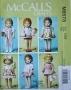 """Выкройки """"Ретро наряды для куклы"""" (M6573)"""