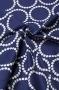 """Ткань """"Pearl Bracelets"""" синяя"""