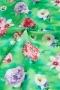 """Ткань """"Annabelle"""" цветы на зеленом"""