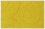 """Ткань """"LOLA"""" темно-желтая"""