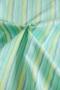 """Ткань фланель """"Полоски на зеленом"""""""