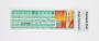 Линейка для пэчворка AURORA 5*15 см