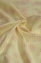 "Ткань ""Ombre Dots"" желтый горошек"