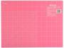 Мат для пэчворка OLFA, розовый