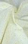 "Ткань ""Sorbets"" желтый горошек"