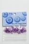 "Декоративные пуговицы ""Micro Mini Shapes Purple"""