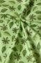 """Ткань""""Jungle Buddies"""" листья на зеленом"""