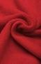 Флис красный, размер 50х50 см