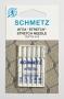 Иглы стретч Schmetz, №75-90