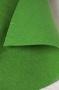 Фетр зеленый на метраж и на отрезы, ширина 150 см