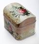 """Коробочка для хранения мелочей """"Винтажный букет"""""""