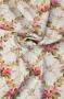 """Ткань """"French Journal Collection"""" розовые цветы"""