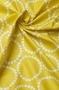 """Ткань """"Pearl Bracelets"""" желтая"""