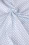 "Ткань ""Sorbets"" голубой орнамент"