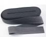 Резинка-пояс, 40 мм, цвет серый