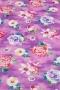 """Ткань """"Annabelle"""" цветы на сиреневом"""