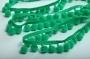 Тесьма-шарики зеленая