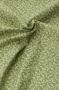 """Ткань """"Gentle Breeze"""" орнамент на зеленом"""