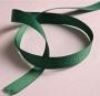 Репсовая лента 12 мм, зеленый