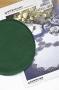"""Готовая форма для обвязывания """"Круг"""" зеленая"""