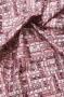 """Ткань """"Thimble Pleasures"""" линейки на розовом"""