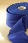 Ленточная канва Аида, синяя 8 см