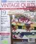 "Журнал ""McCalls Quilting Vintage Quilting""  2014"