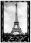 """Войлочное полотно с напечатанным рисунком """"Tour Eiffel"""""""