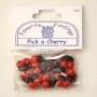 "Декоративные пуговицы ""Pick a Cherry"""