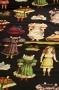 "Ткань ""Victorian Paper Dolls"""