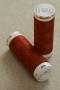 Нить для машинного квилтинга (простежки), красно-коричневая