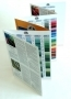 Печатная карта цветов DMC