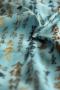 "Ткань ""Oriental Traditions"" на голубом"