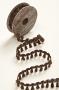 Тесьма-кисточки коричневая