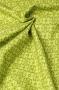 """Ткань """"Summer Song 2"""" орнамент на зеленом"""
